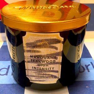 B&BW Mahogany Teakwood Candle
